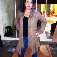 Peruvian Design Alpaca Wool Classy Cardigan for Women.