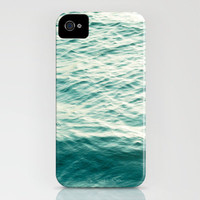 Blue Water iPhone Case by Violet D'Art | Society6