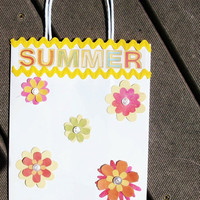 Fun Summer gift bag