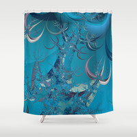Something Sacred Shower Curtain by Christy Leigh | Society6