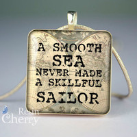 quote scrabble tile pendant,quote necklace pendants,photo pendant,quote resin pendants- P1183SP