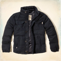 Bluffs Beach Quilted Jacket