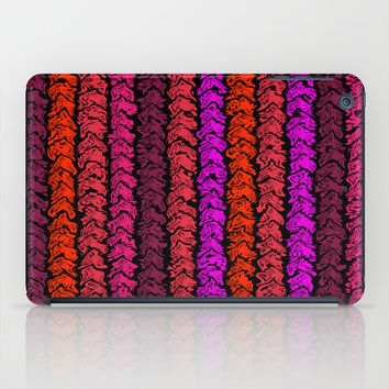 Moroccan Spice Twist iPad Case by Alice Gosling