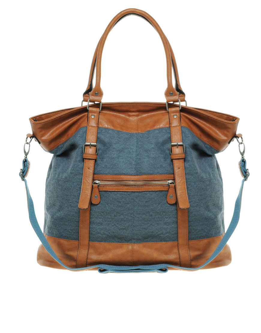 Pieces Jackia Travel Bag at asos.com
