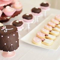 Neapolitan Mini Cake | Flickr - Photo Sharing!