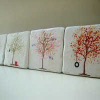 A tree for all seasons by MeadowTea on Etsy