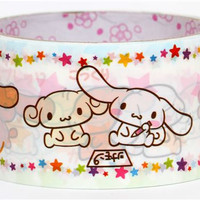 Cinnamoroll Deco Tape adhesive Stickers - San-x DTB99