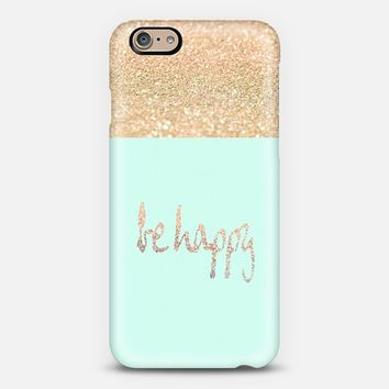 HAPPY DATE MINT by Monika Strigel iPhone 6 iPhone 6 case by Monika Strigel | Casetify