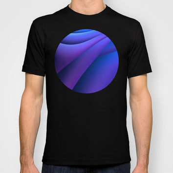 Silk Sheets T-shirt by Lyle Hatch