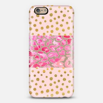 Pink Lady - Phone Case iPhone 6 case by Nika Martinez | Casetify