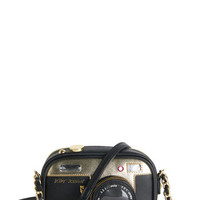 Betsey Johnson Photographic Charm Bag | Mod Retro Vintage Bags | ModCloth.com