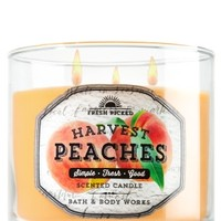 3-Wick Candle Harvest Peaches
