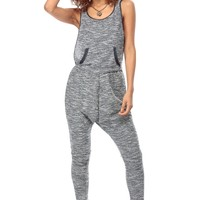 Old Fashion Knitted Grey Jumpsuit @ Cicihot sexy dresses,sexy dress,prom dress,summer dress,spring dress,prom gowns,teens dresses,sexy party wear,ball dresses