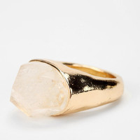 Crystal Cave Ring