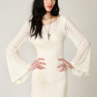 Free People Gypsy Lace Dress at Free People Clothing Boutique