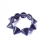 Spike Bracelet  |  Dark Moon Boutique