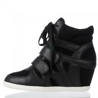 City Sneaker – Black