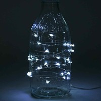Crystal String Lights - Urban Outfitters