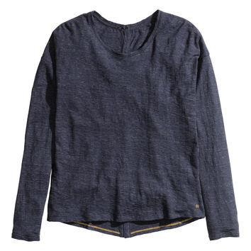 H&M - Top with Buttons
