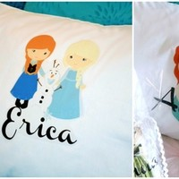 Personalized Princess Pillowcases - New designs!