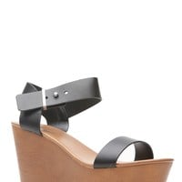 Black Faux Leather Clog Wedges @ Cicihot Wedges Shoes Store:Wedge Shoes,Wedge Boots,Wedge Heels,Wedge Sandals,Dress Shoes,Summer Shoes,Spring Shoes,Prom Shoes,Women's Wedge Shoes,Wedge Platforms Shoes,floral wedges