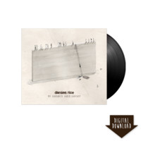 Damien Rice Official Store - My Favourite Faded Fantasy Vinyl LP + MP3