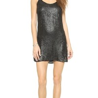 Parker Parker Black Kate Dress