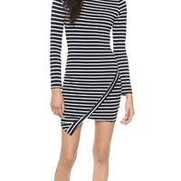 Reverse Cross the Line Dress
