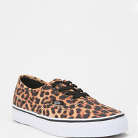 Vans Leopard Authentic Lo Pro Sneaker