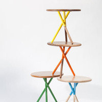 SOFT Side Table by Curtis Popp | Design Milk