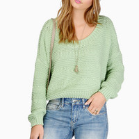 Adore Me Sweater $51