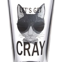 Barbuzzo 'Let's Get Cray' Pint Glass