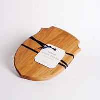Sir/Madam Small Shield Cutting Board - Dining - Living