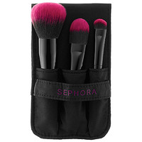 Travel Essential Brush Set - SEPHORA COLLECTION | Sephora