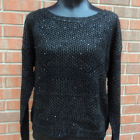 Alexia Sequin Sweater