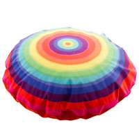 Extra Large Floor Rainbow Cushion