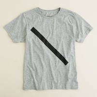 Men's tees, polos & fleece - graphic tees - Saturdays slash tee - J.Crew