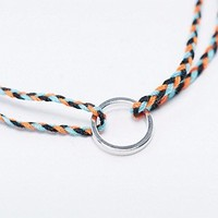 Circle Thread Friendship Bracelet - Urban Outfitters