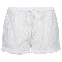 Crochet Fringe Shorts - New In This Week - New In