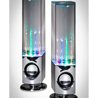 LED Watershow Speakers