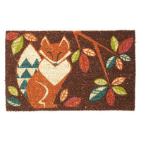 ModCloth Critters Please Wipe Your Paws Doormat