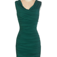 ModCloth Mid-length Sleeveless Bodycon This is FC*te Dress