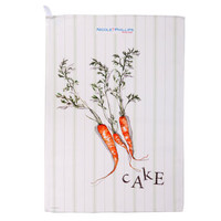 Carrot Cake Tea Towel