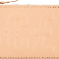 Nude Leather 'Cash' Wallet42283F064006