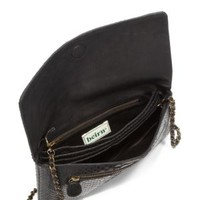 enabled: truelabel: Beirn-Python Convertible Wallet Crossbody Bag