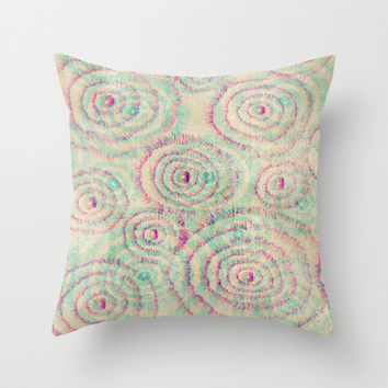 Wild Child Throw Pillow by rskinner1122