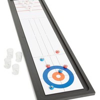 Barbuzzo Bowling & Shuffleboard Drinking Game Set | Nordstrom