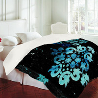 Madart Inc. Modern Dance Mysterious Duvet Cover - Luxe Duvet Cover /