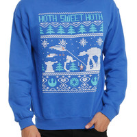 Star Wars Hoth Ugly Sweater Crew Pullover