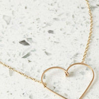 by boe Babylove Necklace Gold One